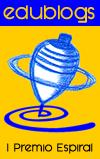 Logo Premio Edublogs