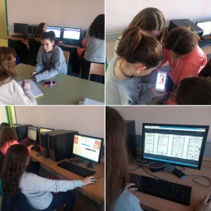 Nova BCN AppParty 13 de març Girls for a change. Technovation Challenge