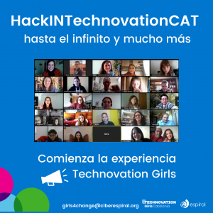 ¡Technovation Girls ya está en marcha!