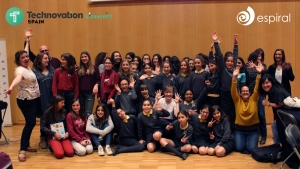 "Final de la fase nacional del  ""Technovation Challenge"" a Espanya"