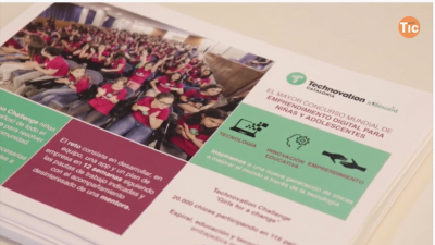 Vídeo: Canvia la tecnologia amb la Technovation Girls 2020
