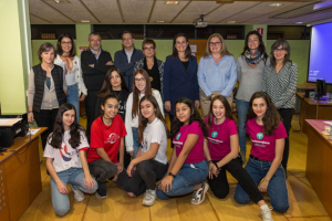 Lleida apuesta por Technovation Girls con sinergias y mucha ilusión