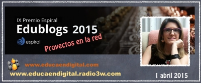 "Edublogs en ""Educa en Digital"""