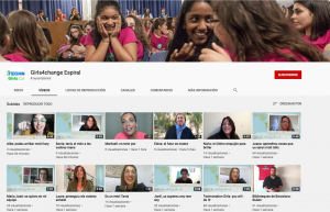 61 equips presenten el seu treball a TechnovationGirls global