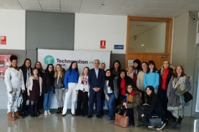 Arranca Technovation Aragón 2019! Evento Inicial