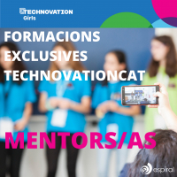 Arriben les formacions exclusives de la nova temporada de Technovation Girls per a mentors/es!